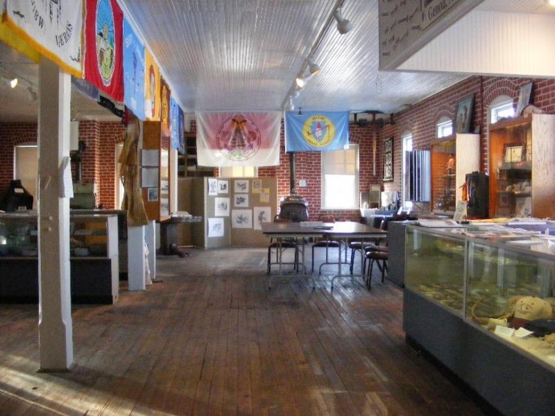 Docent Or Researcher For Genoa U S Indian School